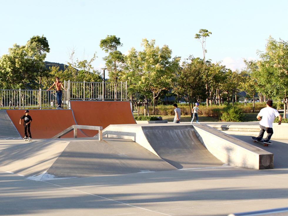 鳴門 ウチノ海 スケートパーク|徳島(鳴門)