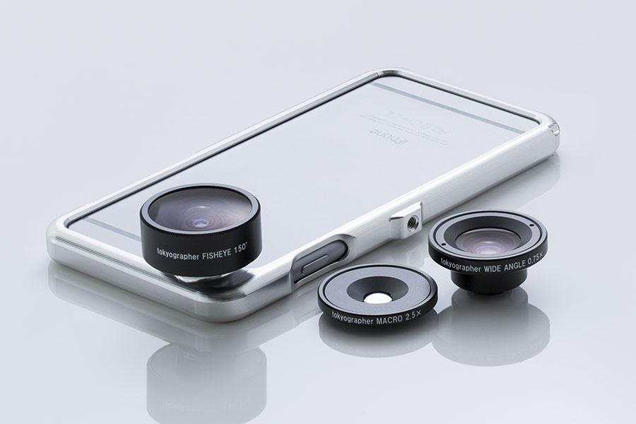 東京発のストリートカルチャーから生まれた iPhone 最高レンズ