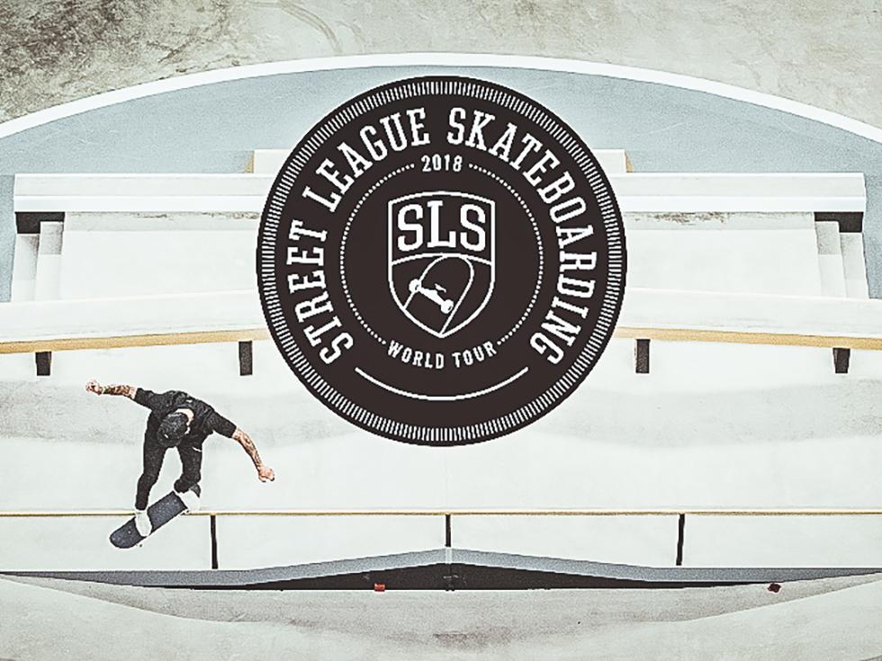 世界最高峰スケートボードの熱い戦い!SLS 2018 WORLD TOUR LOS ANGELES