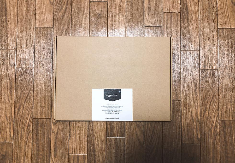 Amazonベーシックのノートパソコン スリーブケース 13.3インチ NC1303152