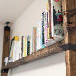 【本棚をDIY】簡単!おしゃれな壁面本棚の作り方とアイデア5選