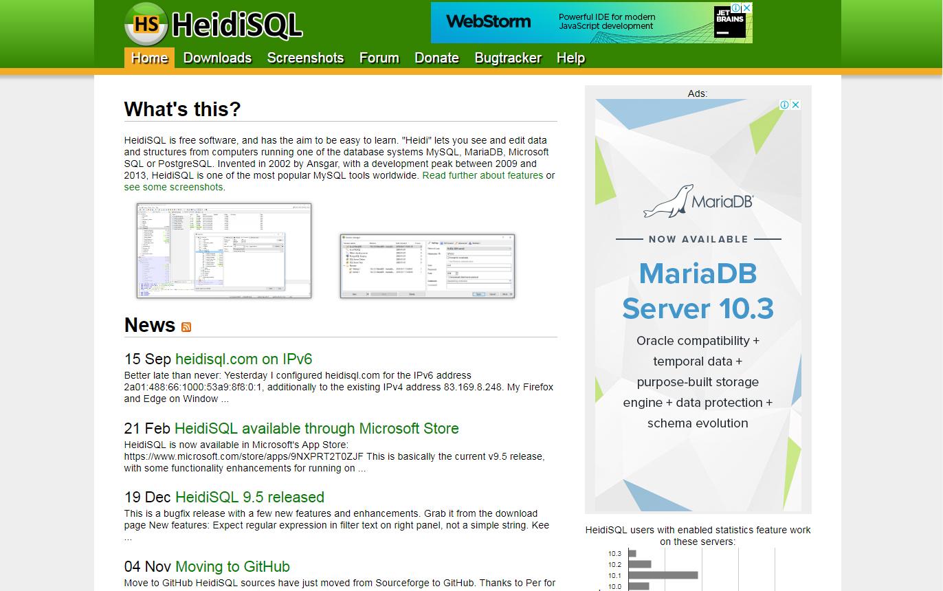 windows で AWS RDS MySQL データベースに HeidiSQL で SSH 接続するやり方
