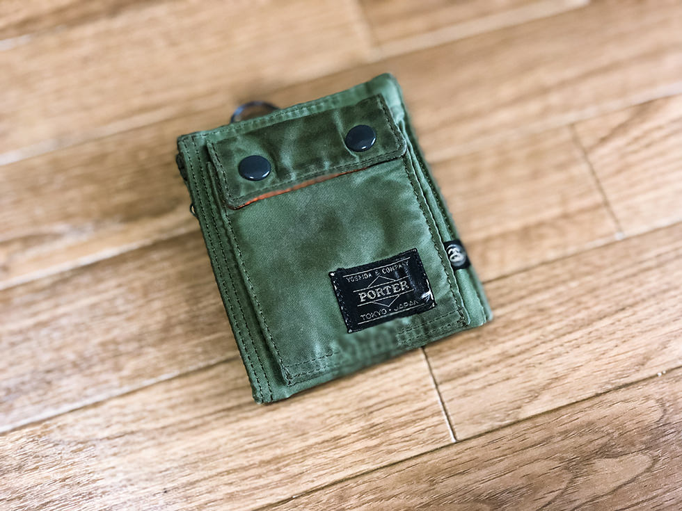 STUSSY x PORTER 財布