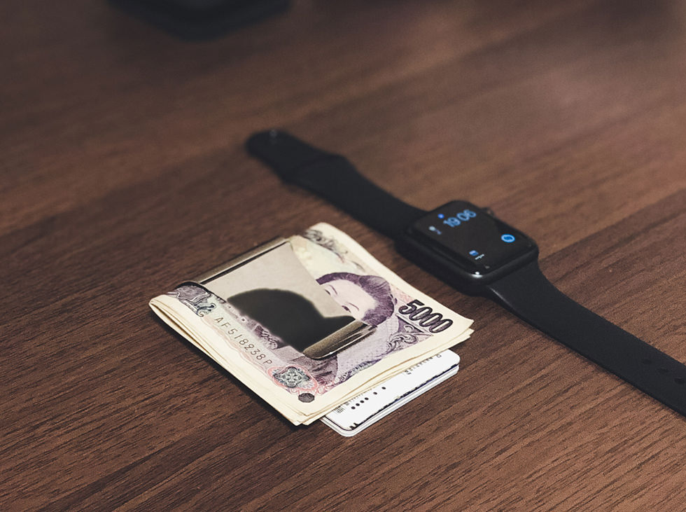 『マネークリップの小銭どうするかの最適解』財布をマネークリップにしたい人向け。