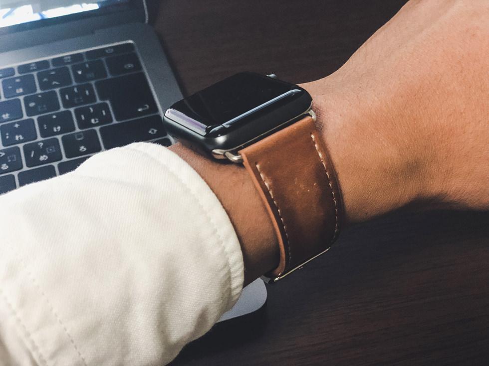 Apple Watch 革ベルト サードパーティ製なら3000円以下で安くておしゃれなバンドが買える