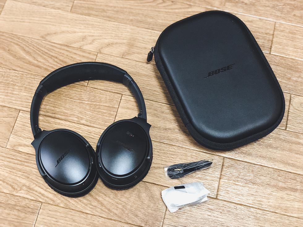 Bluetooth ヘッドホン 『QuietComfort 35 wireless headphones II』