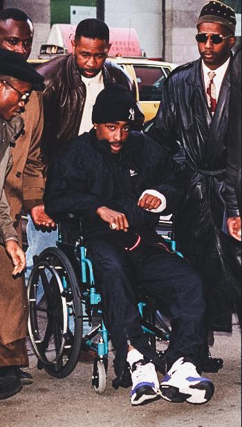 2PAC 車椅子で退院