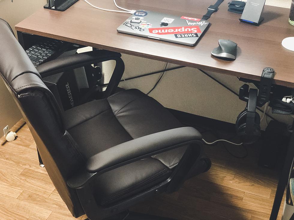 背もたれと座面が良い『amazon ベーシック』のデスクチェアがパソコン作業の椅子におすすめ!