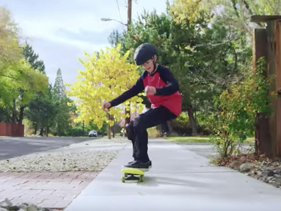 スケートボードスタイルにして楽しむMorfBoard