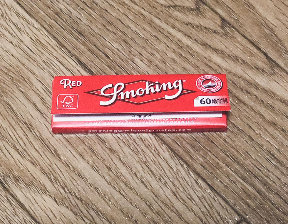 手巻きタバコを巻く紙(ペーパー)