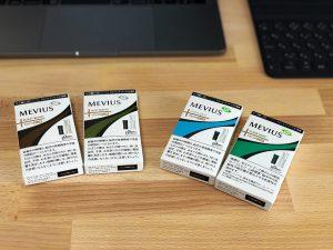 【プルームテックプラスの味】たばこカプセル8種類のフレーバーを比較レビュー