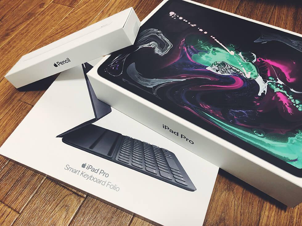 【2018】新型 iPad Pro 11インチ を2ヶ月使ってみてのレビューと5つのコト【総まとめ】