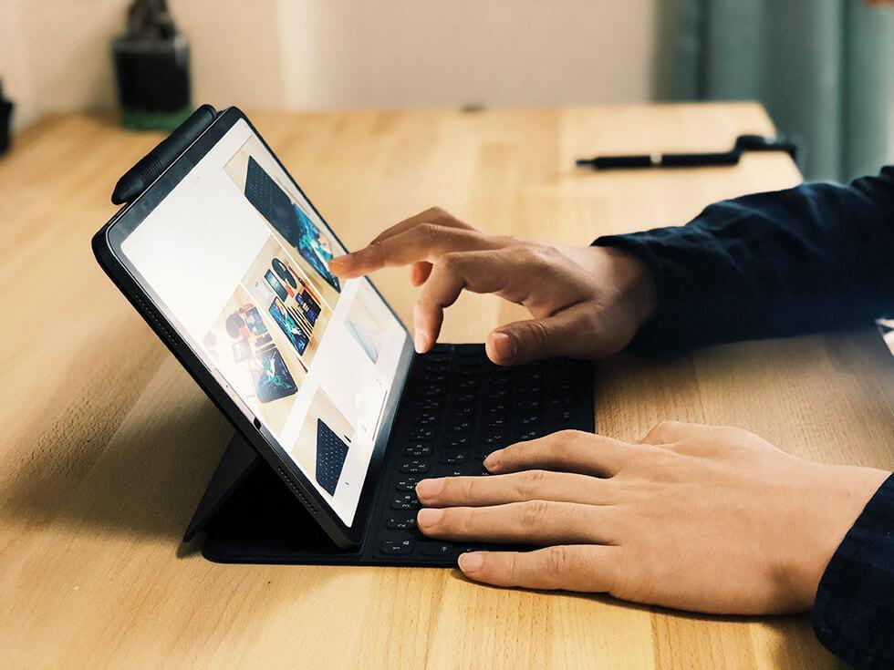 iPad Pro でできる 画像加工