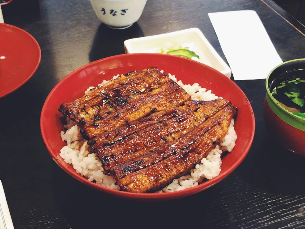 【鰻】浜松駅近辺で食べれる『うなぎ 八百徳』がおすすめらしいので食べてきた