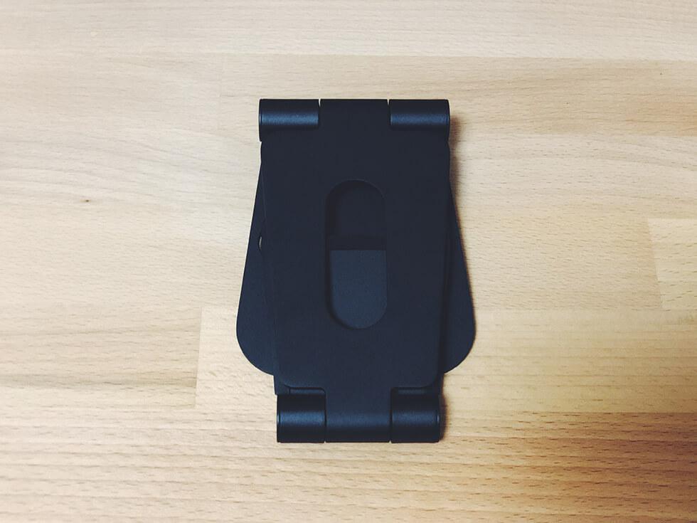 【持ち運び】充電しながら使える折りたたみ式タブレット用スタンド【もっと早く購入すればよかった】
