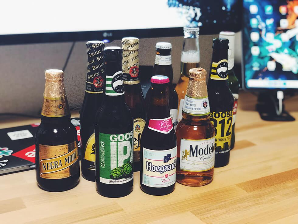 輸入ビールスタイル別飲み比べ10本パック