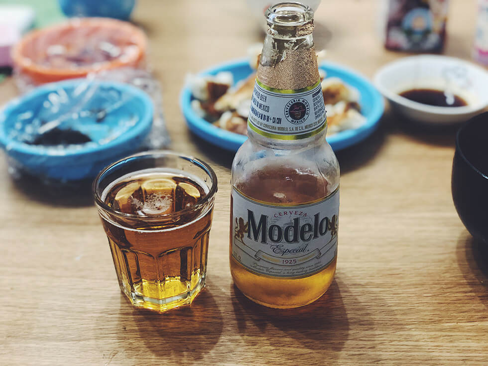 メキシコ産ラガービール「モデロ・エスペシアル」
