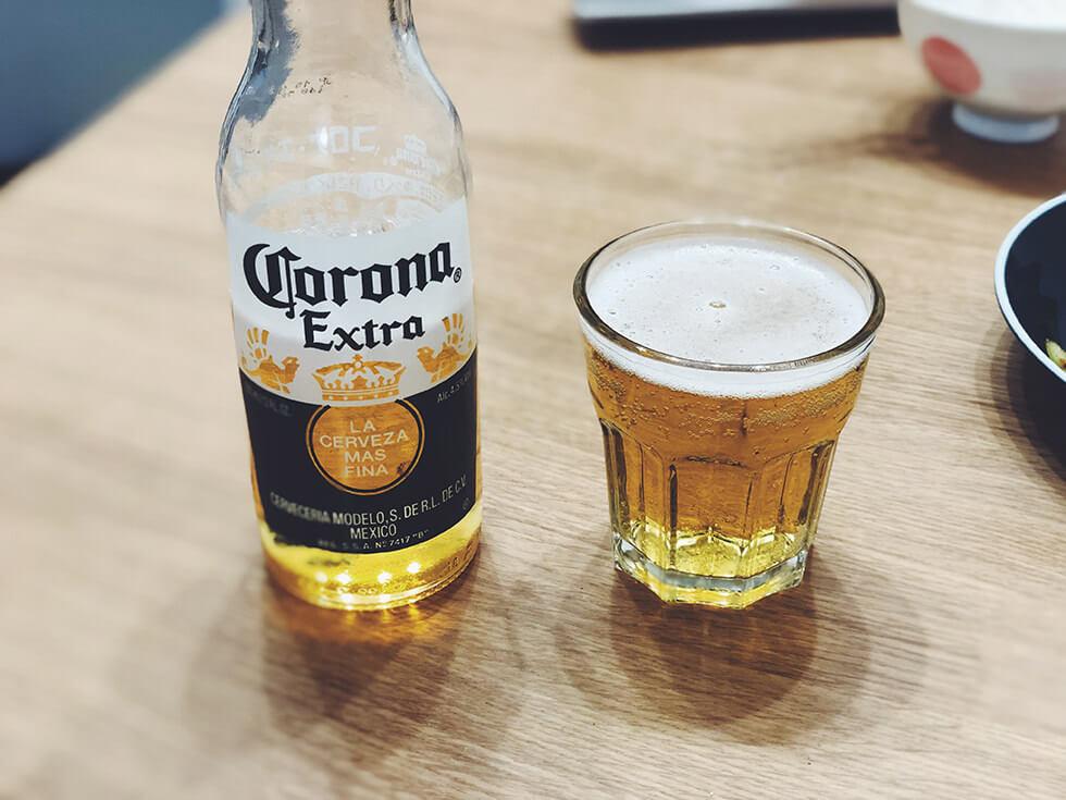 メキシコ産ラガービール Corona Extra(コロナ・エキストラ)