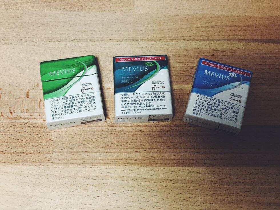 タバコ クール 種類