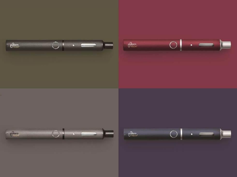 6月24日発売開始する新カラーのプルームテックプラス 第2弾4色