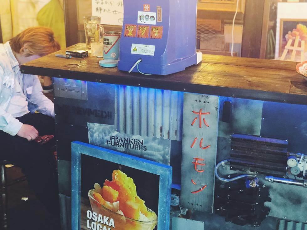 個性派人気立ち飲み Super Jap(スーパージャップ)の店外その3