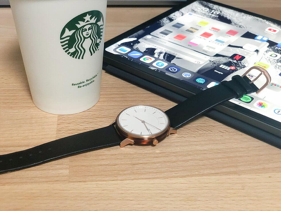 『シンプルでおしゃれなメンズ腕時計』たまにはアナログ腕時計もレトロがいい感じ!