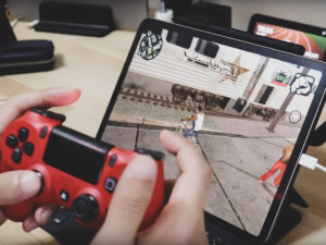iPadのPS4コントローラー対応ゲームのおすすめアプリ5選【人気】