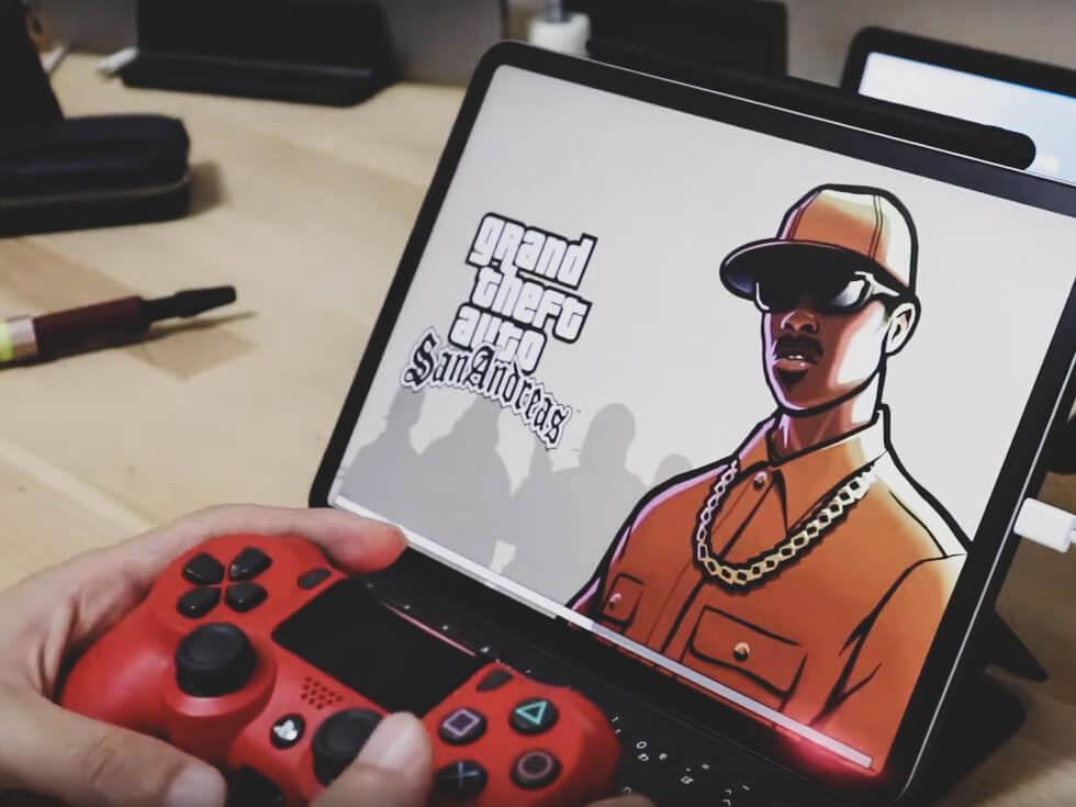 iPad・iPad Pro版Grand Theft Auto: San Andreas