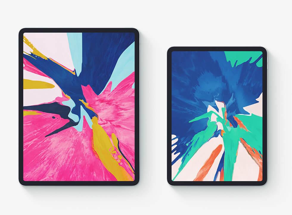 iPad Pro のモデル比較