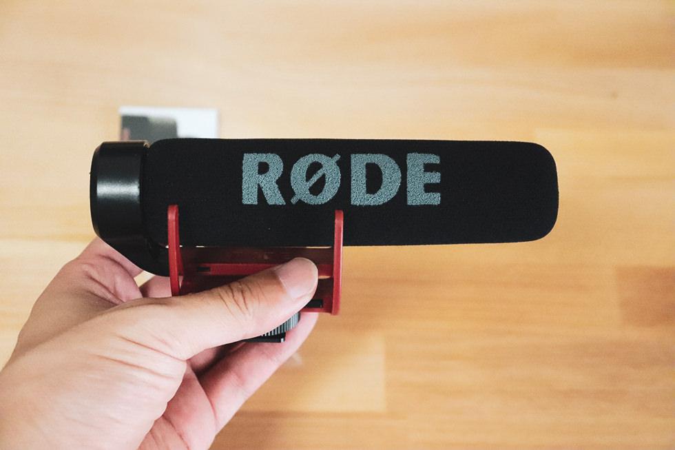 RODE ロード VideoMic GO コンデンサーマイク VMGO