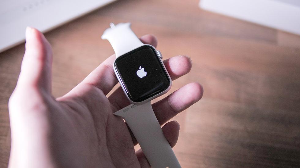 Apple Watch Series 5 の形