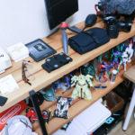片付け収納は棚選びにあり!おもちゃ好きガジェットブロガーのアイデア