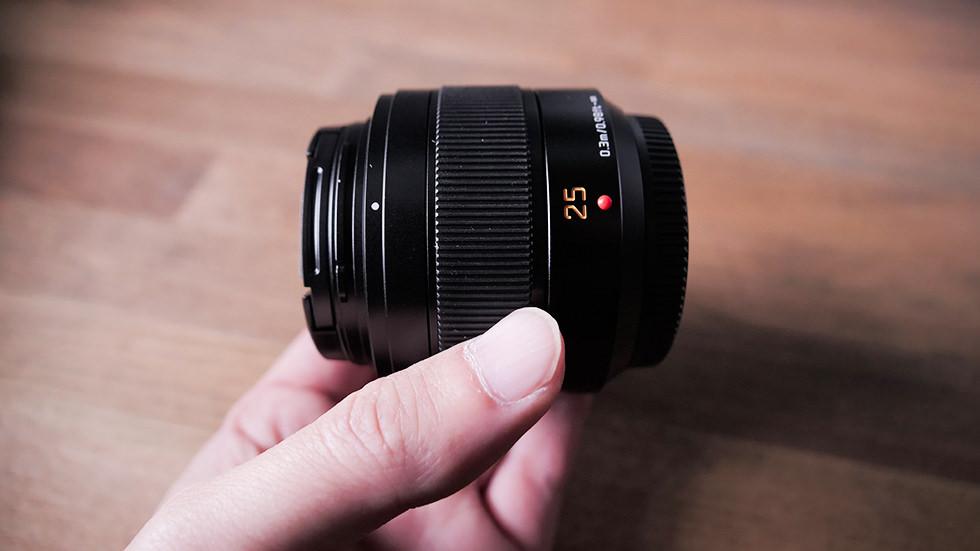 LEICA DG SUMMILUX 25mm / F1.4 II ASPH 単焦点レンズ