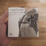 ピークデザイン キャプチャーV3 カメラストラップをレビュー【アルカスイスプレート】