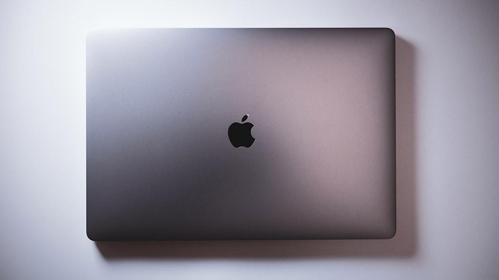 2019年モデルのMacBookPro16インチ
