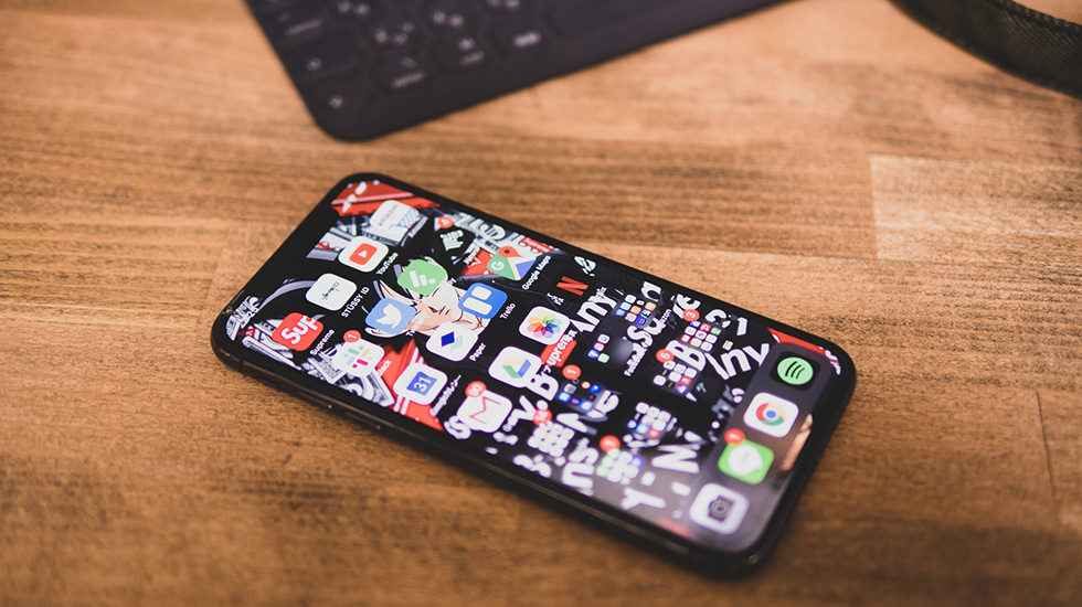 iPhoneで撮影する場合