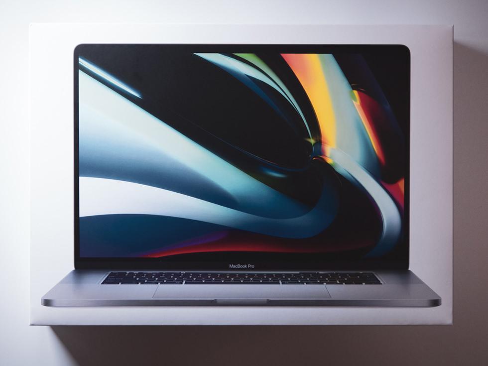 MacBookPro16インチ