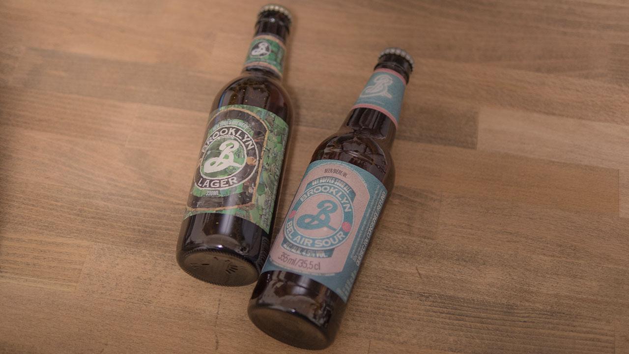ブルックリンブルワリーのクラフトビール