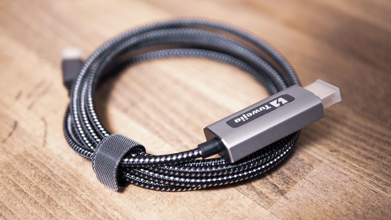 HDMIケーブル 4K Thunderbolt3 対応
