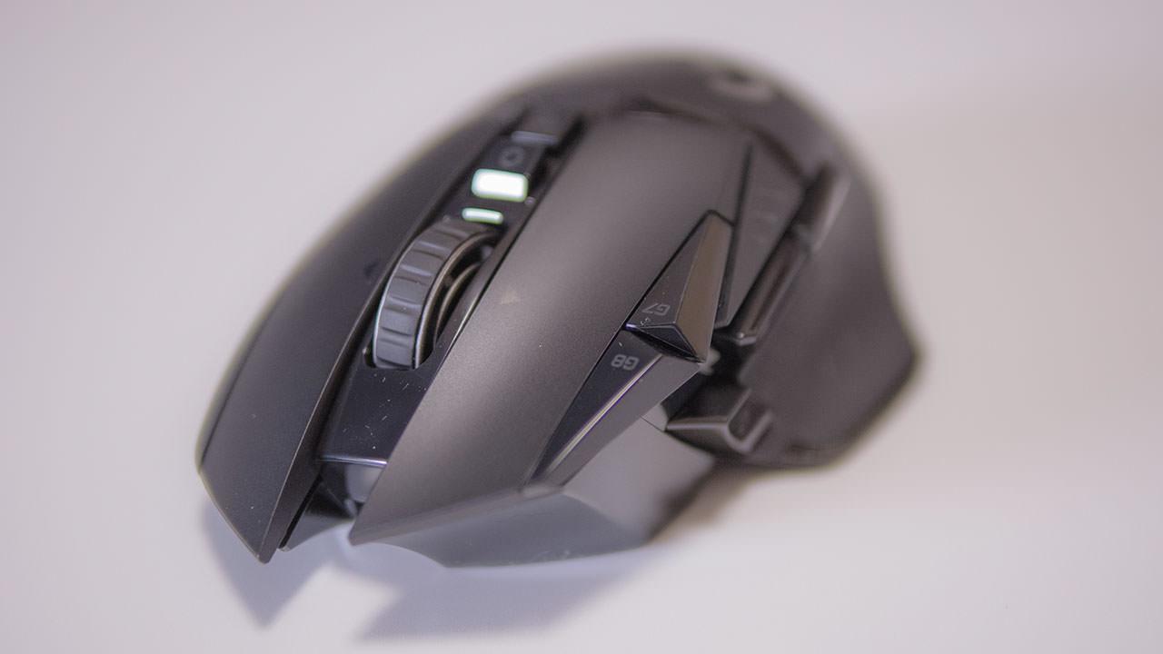 無線モデルのG502WL