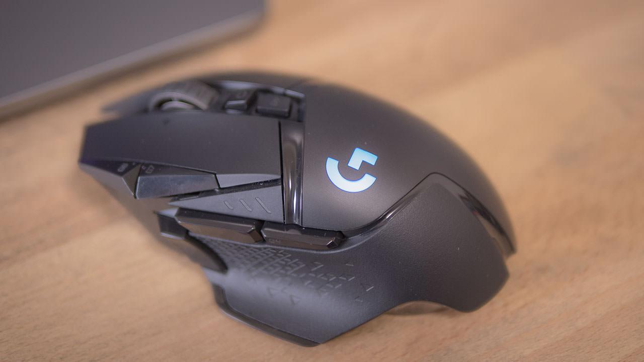 ロジクール ゲーミングマウスG502WL