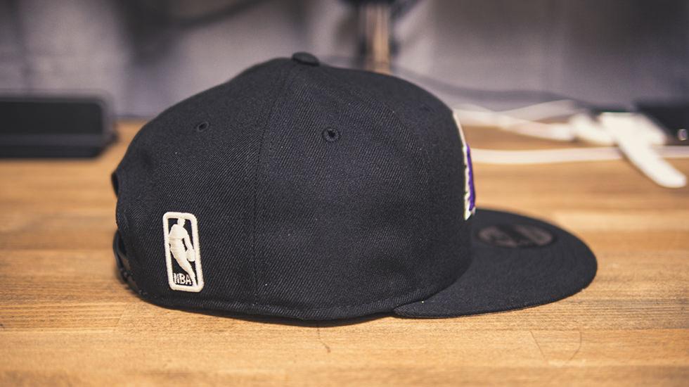 NBAのロゴ入り