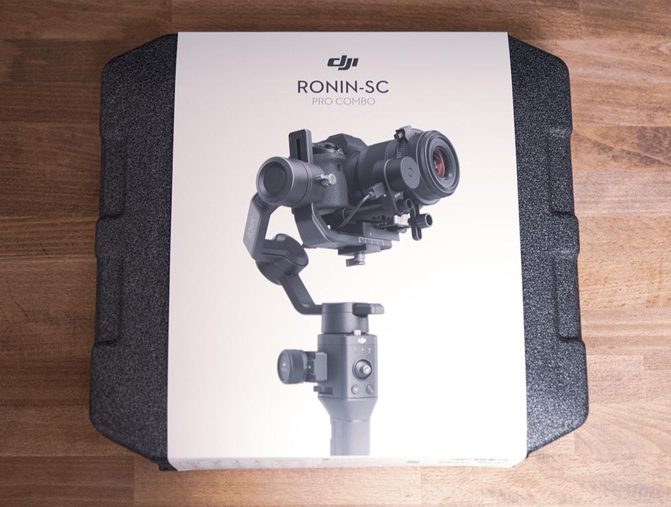 DJI Ronin-SC Pro コンボキット