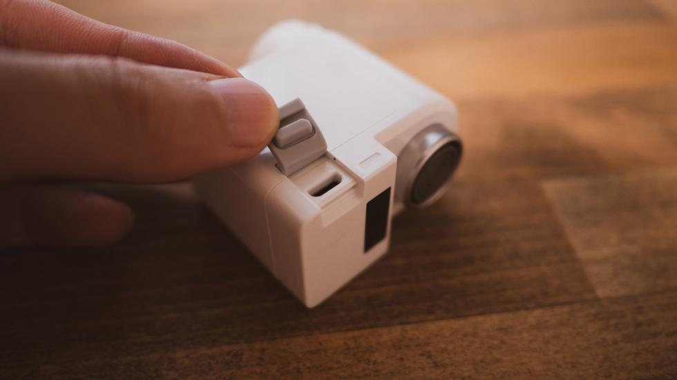 USB付属
