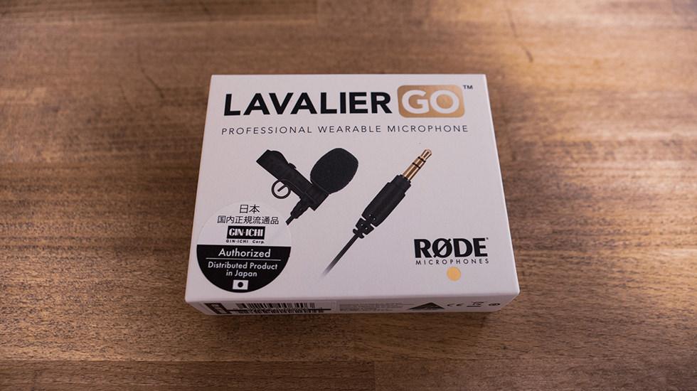 RODE ロード Lavalier GO ラベリアマイク LAVGO