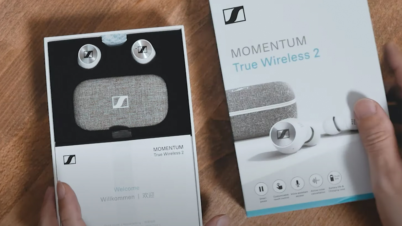 MOMENTUM True Wireless2 音質チェック